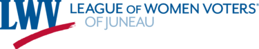 League of Women Voters of Juneau Logo